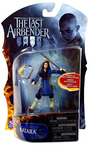 Avatar The Last Airbender Movie 3 3/4 Inch Action Figure Katara (Avatar Last Airbender Spielzeug)