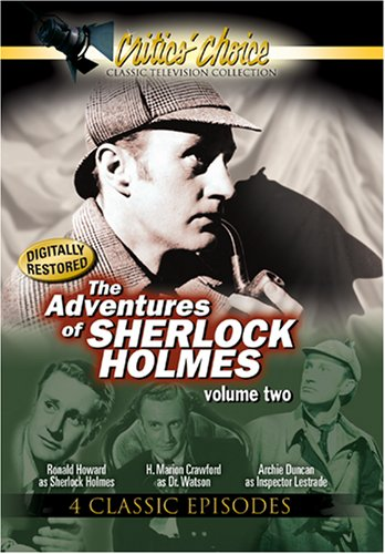 The Adventures Of Sherlock Holmes - Vol. 2