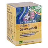 BACHBLÜTEN Tee Ruhe & Gelassenheit Bio Salus Fbtl. 15 St Filterbeutel