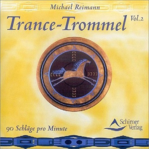 Preisvergleich Produktbild Trance-Trommel 2, Audio-CD
