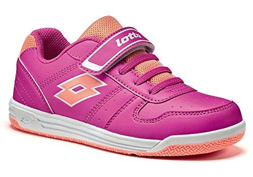 Lotto, Scarpe da tennis bambini Pink (PINK MAGENTA/ORANGE 925)