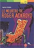 Le Meurtre de Roger Ackroyd - Livre de Poche Jeunesse - 04/06/2003