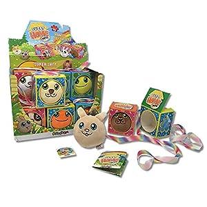 Sbabam- Sweet Home Pets- Pack de 4 Unidades de Peluche Muy Bonito, 017-19