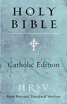 NRSV Catholic Edition Bible by [Harper Bibles]