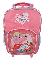 Peppa Pig Children's Luggage, 12 Liters, Pink