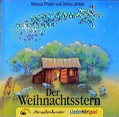 Der Weihnachtsstern - ein Liederhörspiel - Mit Instrumental-Playbacks zum Nachsingen und -spielen.: CompactDisc Audio-CD Hörbuch, 15. September 1995