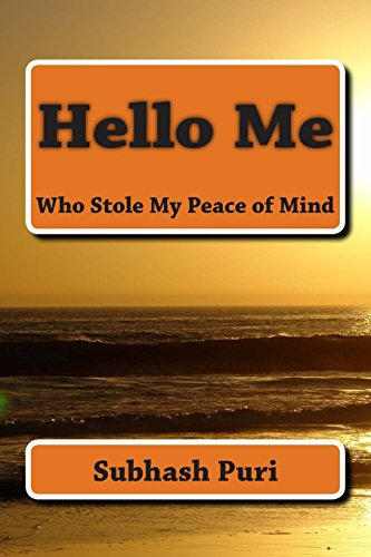 Hello Me: Who Stole My Peace of Mind
