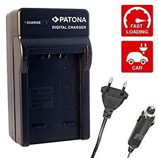 PATONA 4055655040280–Comp. Premium Akku für Olympus LI-90B 92B 1100mAh für Olympus XZ-2Tough TG-1TG-2TG-3SH SH 60SP-100EE