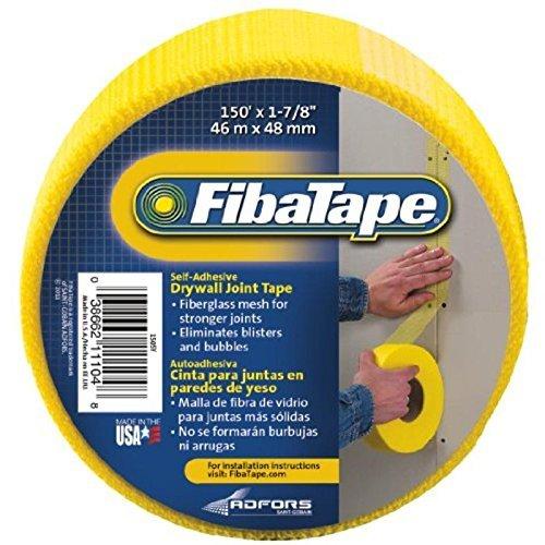 saint-gobain-adfors-fdw6415-u-fibatape-drywall-joint-tape-1-7-8-inch-x-150-feet-yellow-by-fibatape