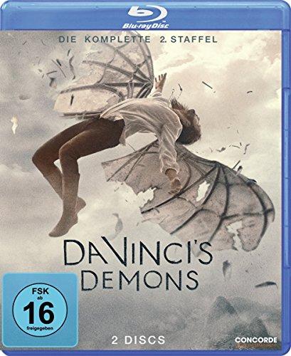 Bild von Da Vinci's Demons - die komplette 2. Staffel [Blu-ray]