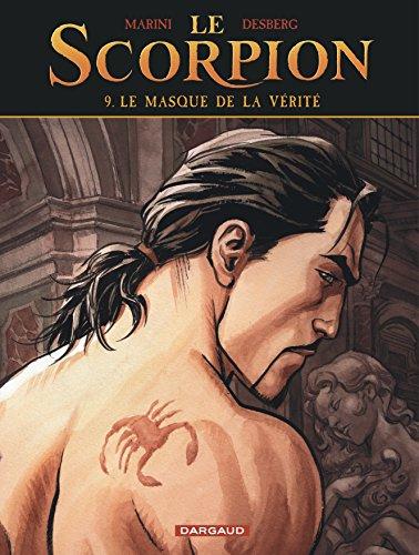 Le Scorpion - tome 9 - Le Masque de la Vérité par Desberg Stephen