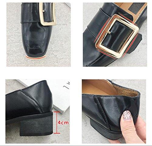 2017 été nouvelles chaussures avec une petite chaussures avec une petite chaussures de mode Black