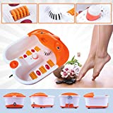 Diswa New Amzing Foot Bath Water Spa Massager Feet Pain Relieve And Feet Care