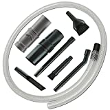 Spares2go Car Vehicle Valet Mini Micro Attachment Tool Kit for Dyson Vacuum Cleaner