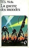 LA GUERRE DES MONDES - EDITIONS FOLIO N°185 - 08/03/1990