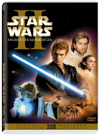 Star Wars: Episode II - Angriff der Klonkrieger (2 DVDs)