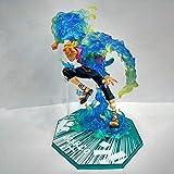 KroY PecoeD Figura de Acción de Anime One Piece de 15-20 cm, Figura...