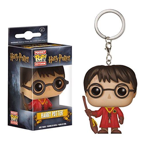 Harry Potter - Vinyl Schlüsselanhänger - (Slytherin Potter Harry Kostüme)