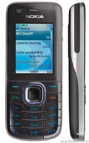 Nokia 6212 Classic NFC Graphite