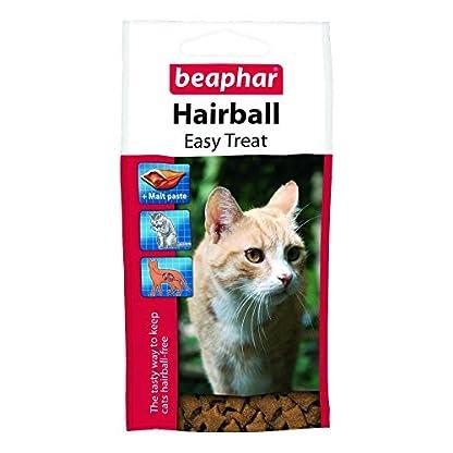 Beaphar Cats Hairball Deterring Easy Treats (One Size) (May Vary) 1
