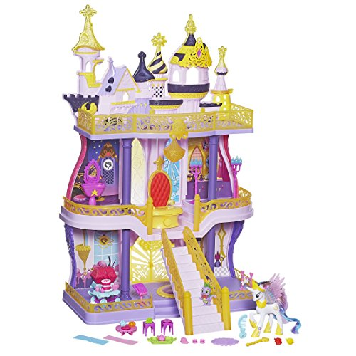 Preisvergleich Produktbild My Little Pony Cutie Mark Magic Canterlot Castle Spielset
