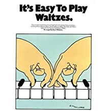 It's Easy to Play Waltzes: P/V/G