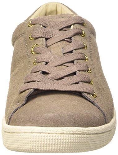 Superga 4530-Sueu, Sneaker, Unisex - adulto K51 Dark Chocolate