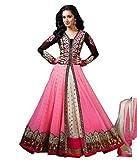 Globalia Creation Women's Cotton Salwar Suit Set (Gol-02_Dark_Free Size)