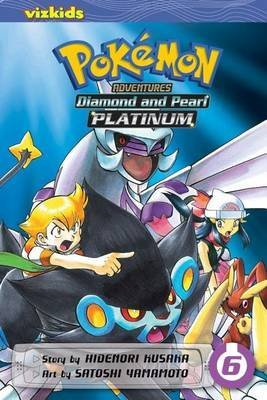 [Pokemon Adventures Diamond & Pearl Platinum: 06] (By: Hidenori Kusaka) [published: July, 2013]