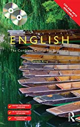 Colloquial English: The Complete Course for Beginners (Book & CD)