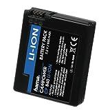 Hama CP 840 Ión de litio 650mAh 7.2V batería recargable - Batería/Pila recargable (650 mAh, 4,7 Wh, Ión de litio, 7,2 V, Negro)
