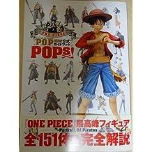 One Piece P.O.P Official Guide Book POPs! w/ Nami Bonus Figure (Limited Editi... (japan import)
