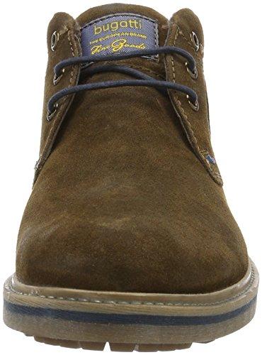 bugatti Herren 311179311400 Desert Boots Braun (Cognac 6300)