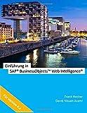 Einführung in SAP BusinessObjects Web Intelligence