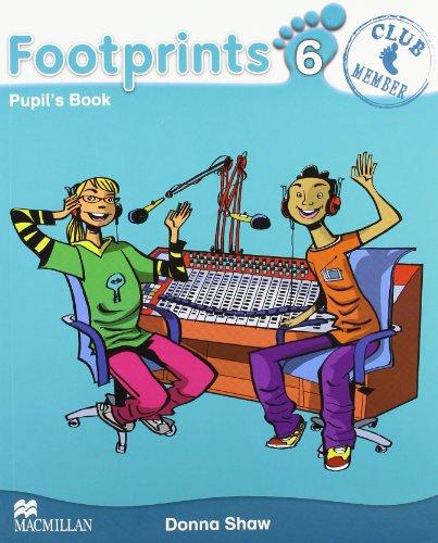 FOOTPRINTS 6 Pb - 9780230012387