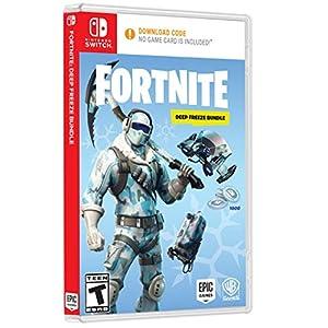 Warner Bros Fortnite: Deep Freeze Bundle – Nintendo Switch