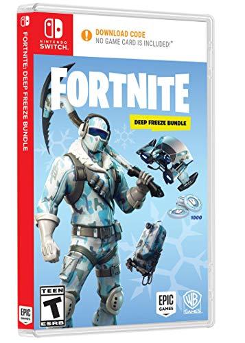 FORTNITE FORTNITE Deep Freeze Bundle