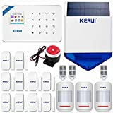 KERUI W18 Wireless WIFI+GSM Burglar Home Security Alarm System DIY Kit Auto Dial