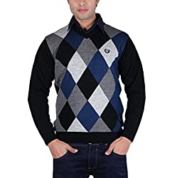 LEEBONEE MEN'S FULL SLEEVE PULLOVER (XXXX-Large)