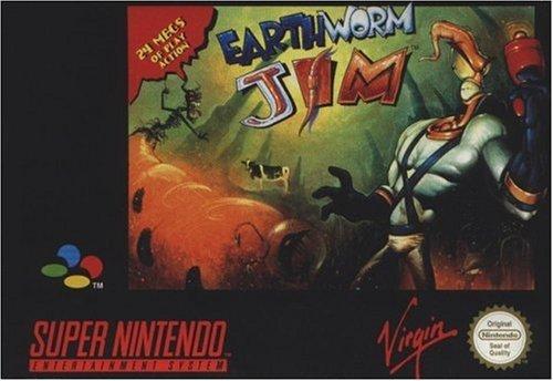 Earthworm Jim