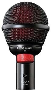 Audix AD-FireballV Microphone dynamique cardioïde pour Harmonica