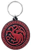 Juego de Tronos House Targaryen Llavero