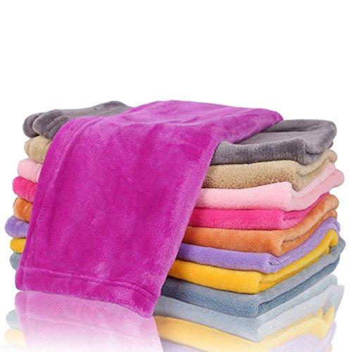 Ecloud Shop® Super suave y resistente a la suciedad mascota manta cal