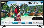 Samsung 125 cm (50 Inches) Super 6 Series 4K UHD LED Smart TV UA50NU6100 (Black) (2019 model)