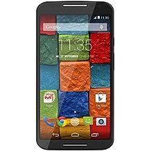"Motorola Moto X - Smartphone libre Android (pantalla 5.2"", cámara 13 Mp, Quad-Core 2.5 GHz, 2 GB RAM), negro (importado)"