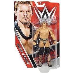 WWE BASE SERIE 75 wrestling action figure - Chris Jericho 'You' VE JUST FATTO DALL'ELENCO' Raw BOX