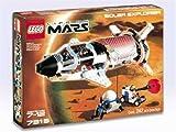 LEGO 7315 - Life on Mars Solar Explorer, 242 Teile