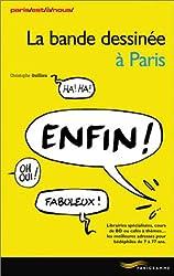 La bande dessinée à Paris