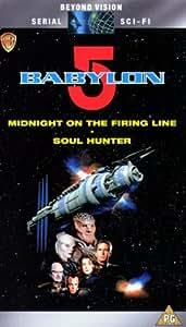 Spacecenter Babylon 5 Vol. 1 [UK-Import] [VHS]