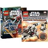 LEGO STAR WARS 1693 LIBRO & Piedras y 2401 LIBRO & Piedras: Galáctica Persecución Set - 9120055081876